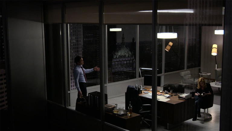 Iron Fist: Rand Offices