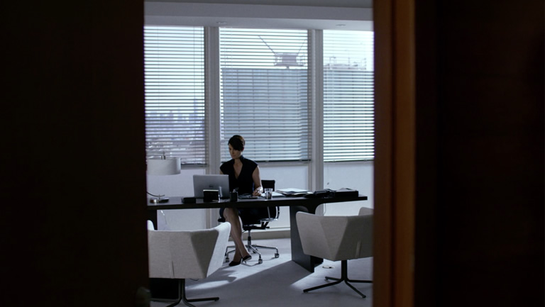 Jessica Jones: Hogarth's Office