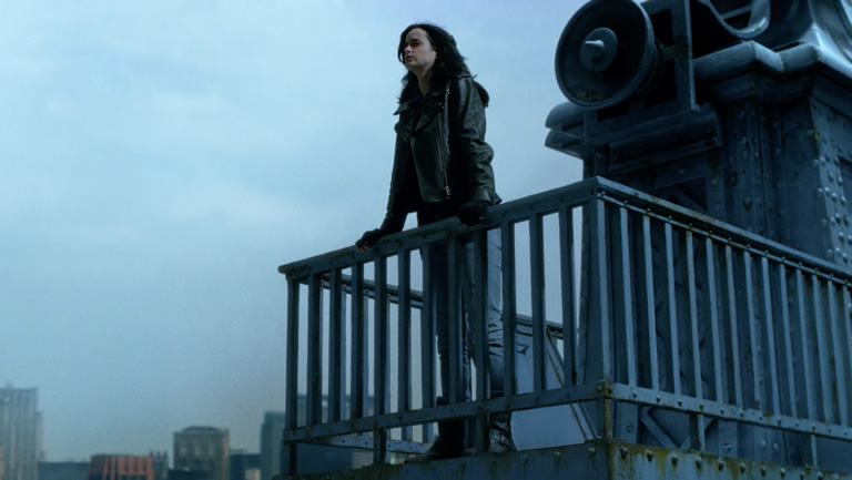 Jessica Jones: Brooklyn Bridge