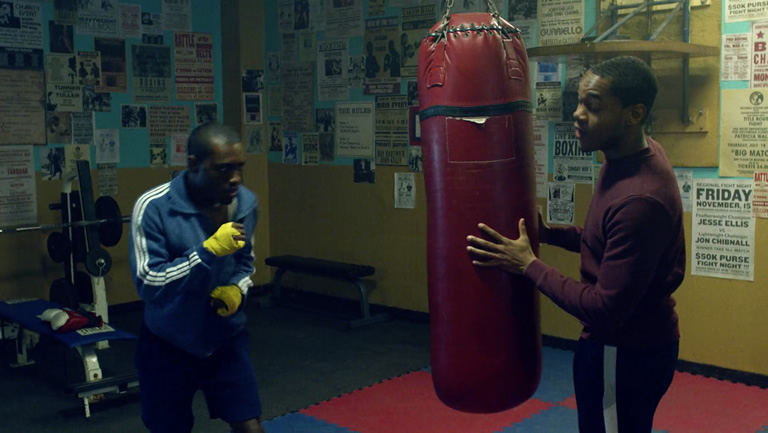 Luke Cage: Boxing Gym