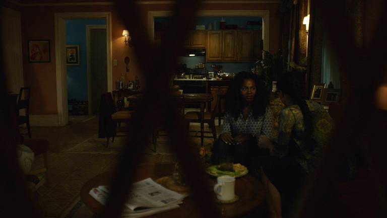 Luke Cage: Soledad's Apartment
