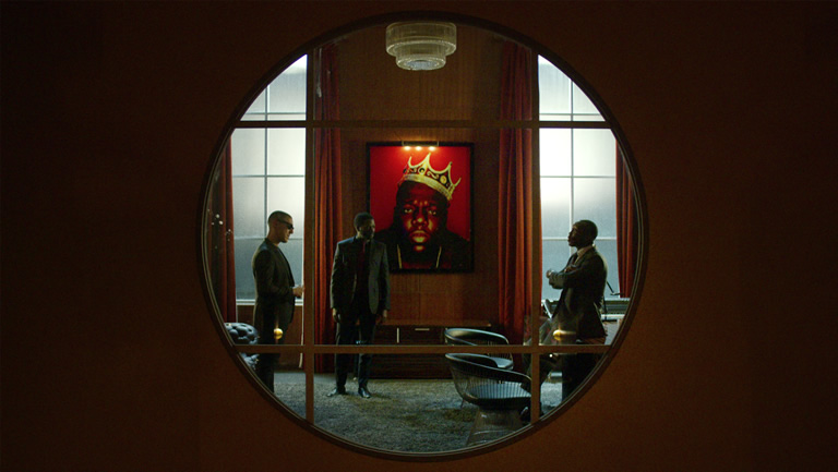 Luke Cage: Harlem's Paradise - Cottonmouth's Office